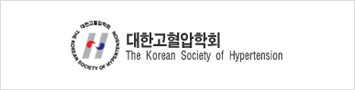 대한고혈압학회 The Korean Society of Hypertension